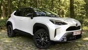 Essai Toyota Yaris Cross (2021) : l'outsider bientôt leader ?