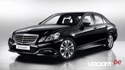 Mercedes E-Guard : Pour dictateurs en péril