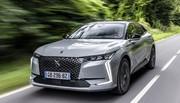 Premier essai nouvelle DS 4 hybride 225 ch : la compacte française tient-elle tête aux allemandes ?