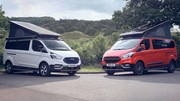 Ford Transit Nugget Trail et Active : Le camping-car sauce baroudeuse
