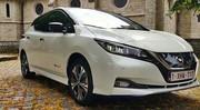 Que pensez-vous de la Nissan Leaf e+ ?
