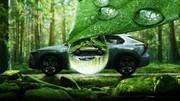Subaru Solterra (2022) : le 1er SUV électrique du constructeur japonais ne se cache presque plus