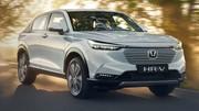Honda HR-V e:HEV (2022) : Les prix du SUV hybride à partir de 31 520 €