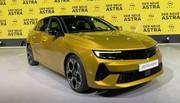 Opel : une Astra-e électrique pour 2023