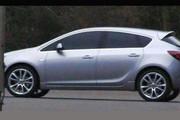 Opel Astra : La seule et unique photo !