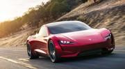 La Tesla Roadster encore retardée jusqu'en 2023