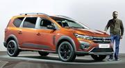 Nouveau Dacia Jogger 2022 : prix, infos et vidéo du nouveau break 7 places