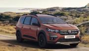 Dacia Jogger 2022 : Le break allroad 7 places économique