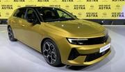 Opel Astra (2021) : une montée en gamme bien assumée