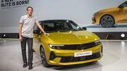 Opel Astra (2022) : A bord de la compacte allemande de Stellantis