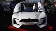 """Les plus beaux """"Concept Cars"""" aux Invalides"""