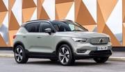 Volvo XC40 Recharge (2021) : nouvelle version 2 roues motrices et prix en baisse