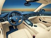 Porsche Panamera : La Panamera montre son for intérieur