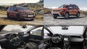 Nouveau Jogger face au Duster : quelles différences entre les deux familiales Dacia ?