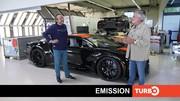 Emission Turbo : Bugatti, Model Y, coût d'entretien