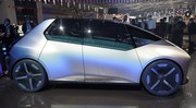 BMW i Vision Circular (2021) : Un concept 100 % recyclé et recyclable