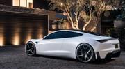 La Tesla Roadster encore repoussée, à 2023