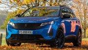 Peugeot 3008 (2021) : Une gamme remaniée qui débute à 31 950 €