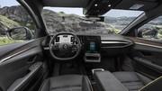 Renault Megane E-Tech Electric 2022 : Première mondiale pour la nouvelle Mégane 100% électrique