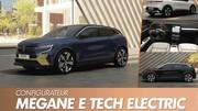 Renault Mégane E-Tech Electric (2022). Prix, gamme et équipements