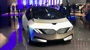 BMW i Vision Circular : une autre idée du futur de l'hélice