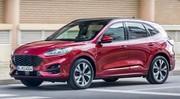 Ford Kuga Hybrid FlexiFuel (E85) : les prix d'une offre unique en son genre