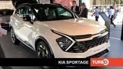 Kia Sportage 5 (2021), présentation en direct du Salon de Munich 2021