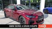 BMW Série 4 Gran Coupé, présentation en direct du Salon de Munich 2021