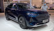 Great Wall Wey Coffee. Le SUV premium chinois façon DS7 Crossback