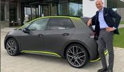 Volkswagen va produire l'ID.3 X
