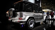 Mercedes EQG Concept : infos et photos du Classe G électrique