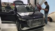 Audi Q4 e-Tron Sportback : le SUV coupé branché
