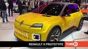 La Renault 5 Prototype au salon de Munich 2021, présentation détaillée de la R5 électrique