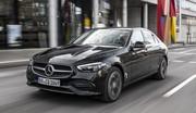 Essai nouvelle Mercedes Classe C 220 d : 1 000 km d'autonomie mesurés