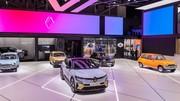 Les Renault 5 et Renault Mégane électriques : les photos du stand Renault à Munich