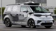 Volkswagen ID Buzz AD (2025) : Conduite autonome en ligne de mire
