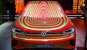 Volkswagen ID.5 GTX (2022) : le SUV coupé électrique en photos à Munich