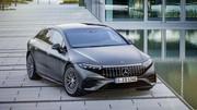 Mercedes-AMG EQS 53 4MATIC+ : limousine survoltée