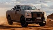Ford annonce le nouveau pick-up Ranger