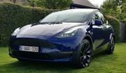Essai Tesla Model Y : un best-seller en herbe ?