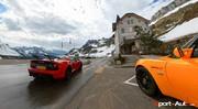 Les plus grands cols de Suisse : col du Klausen