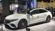 Mercedes EQS : la vitrine