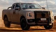 Nouveau Ford Ranger : découvrez les premières images