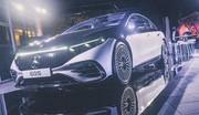 Rencontre avec la Mercedes EQS, une Classe S électrique