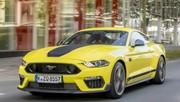 Ford Mustang Mach 1 : au volant de la plus sportive des Mustang