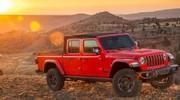 Le nouveau Jeep Gladiator arrive en France