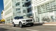 Volvo : un nouveau moteur pour le XC40