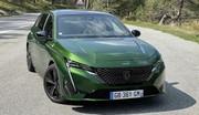 Essai nouvelle Peugeot 308 (2021) : vraiment mieux qu'une Golf ?