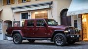Le pick-up Jeep Gladiator disponible en France sans malus !