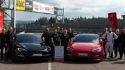 Nürburgring. Les voitures les plus rapides par catégorie